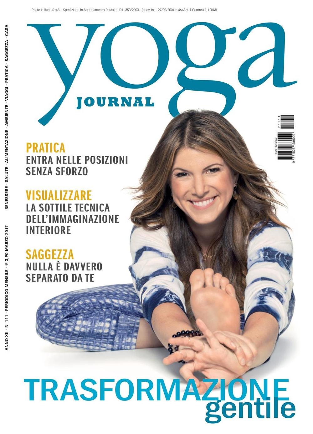 Yoga Journal Marzo n. 111