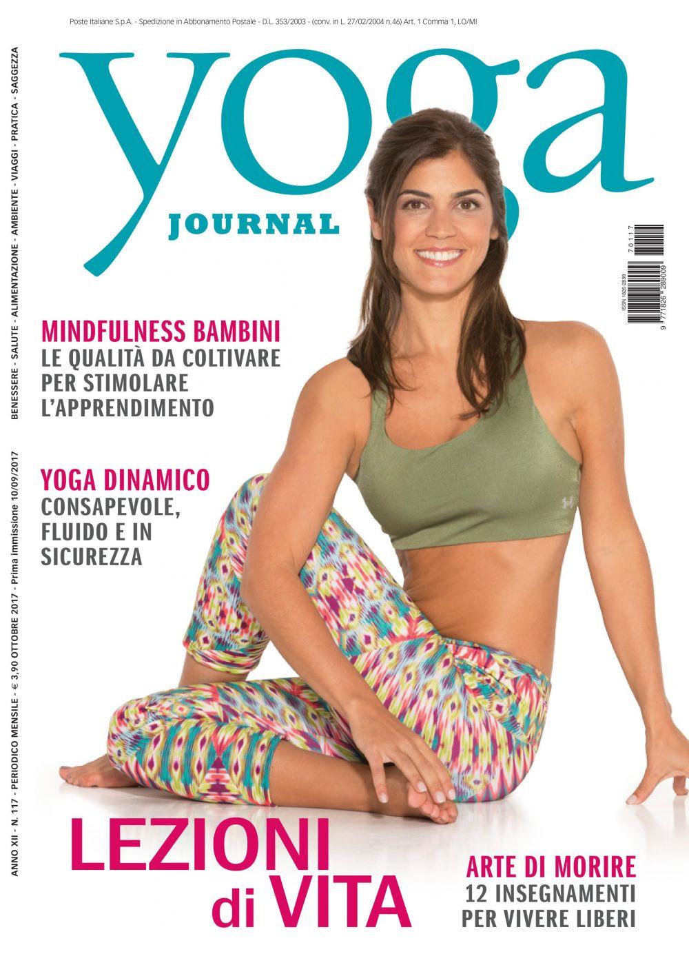 Yoga Journal Ottobre n. 117