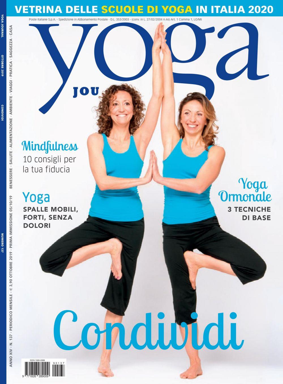 Yoga Journal Ottobre n.137