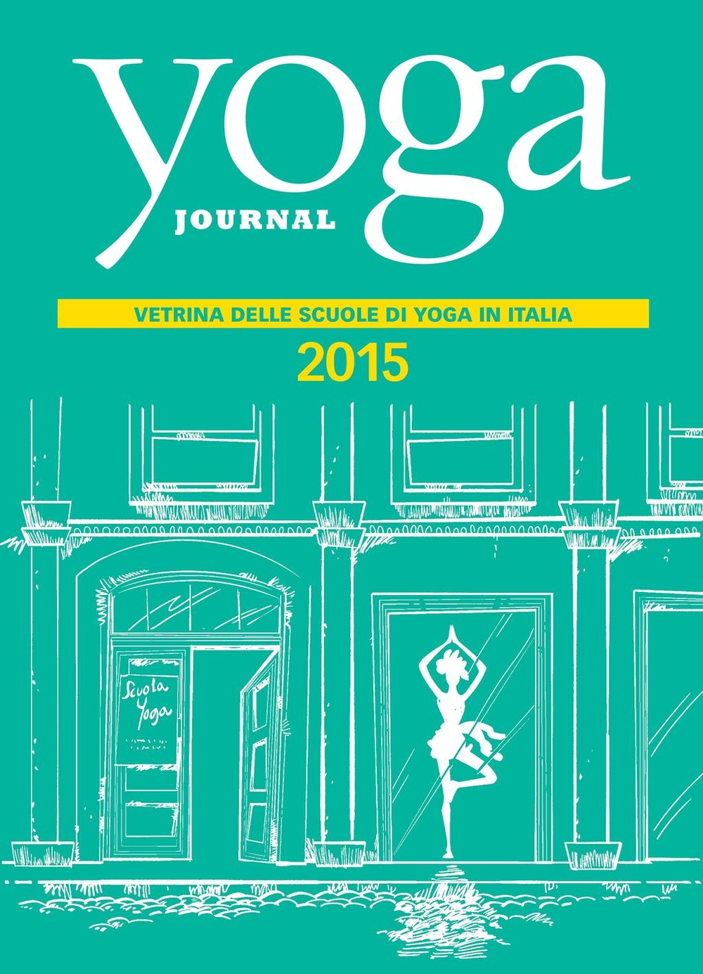 Yoga Journal Directory Scuole 2015