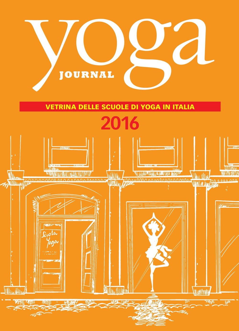 Yoga Journal Directory Scuole 2016