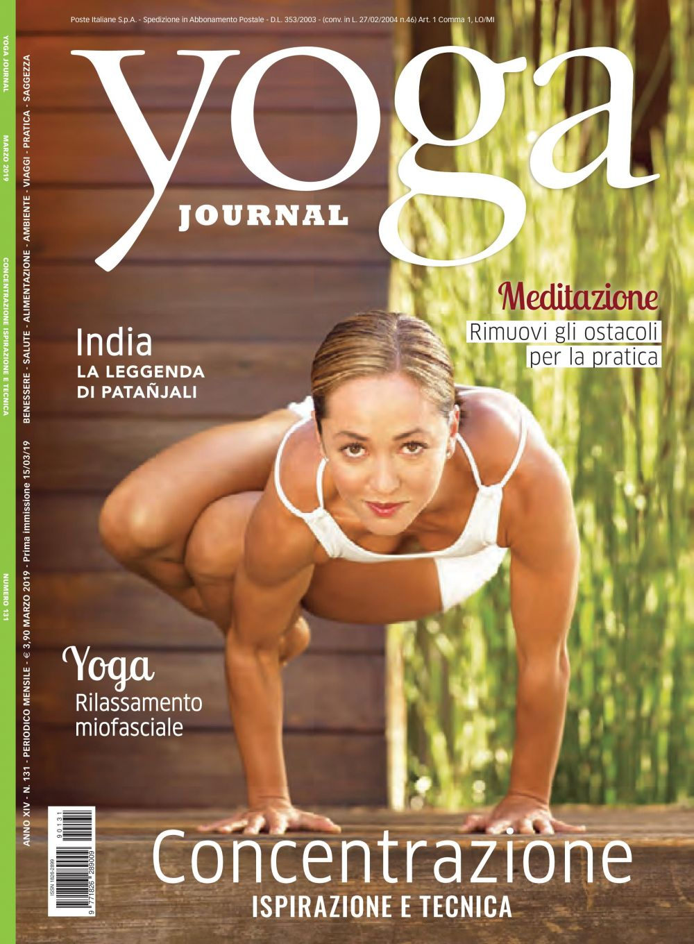 Yoga Journal Marzo n.131