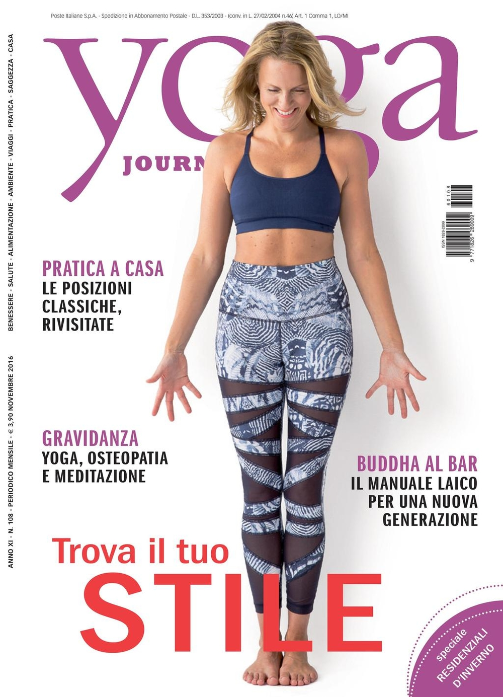 Yoga Journal n. 108
