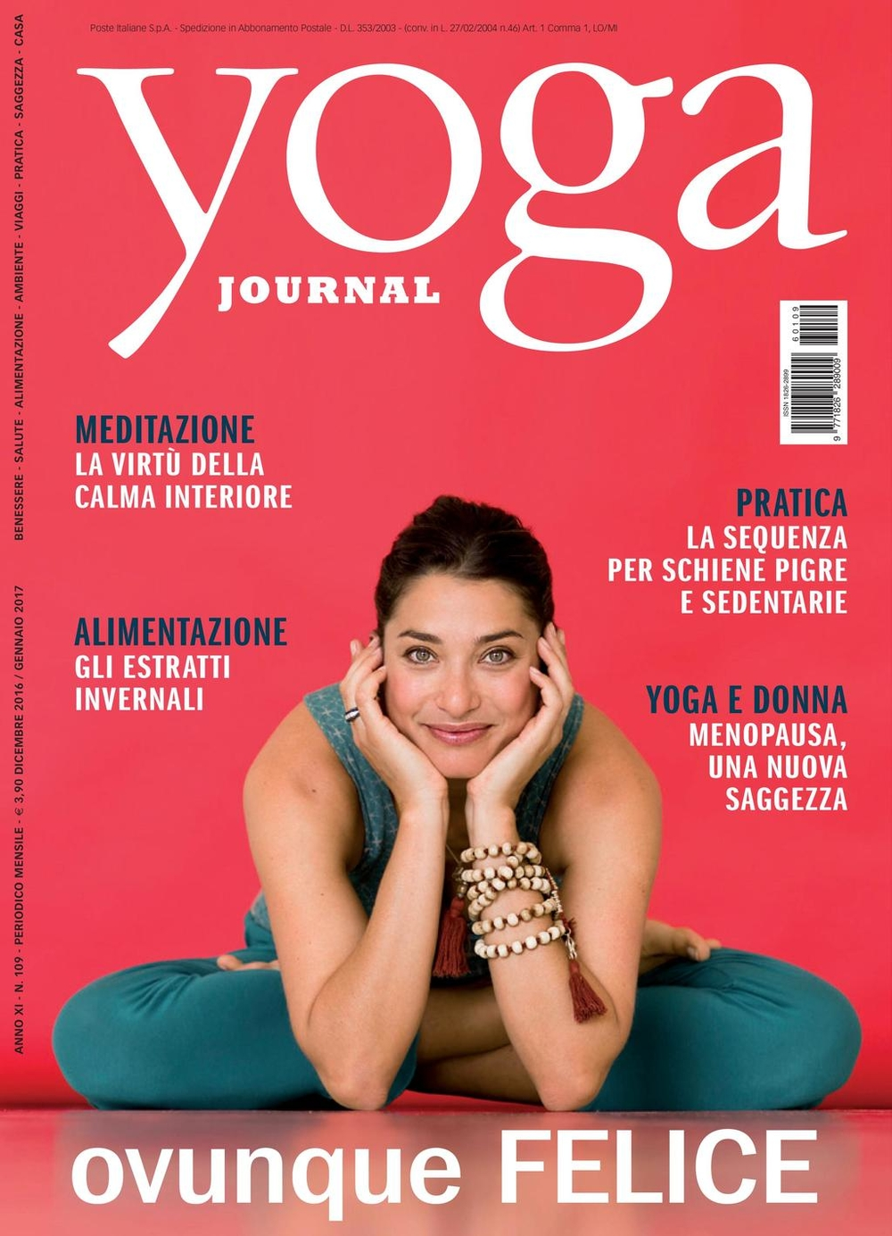 Yoga Journal n. 109