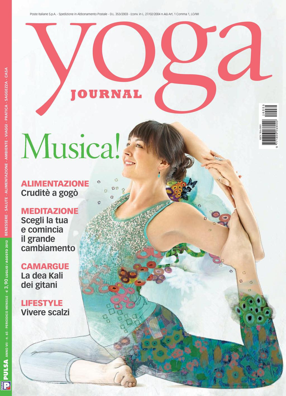 Yoga Journal n. 65