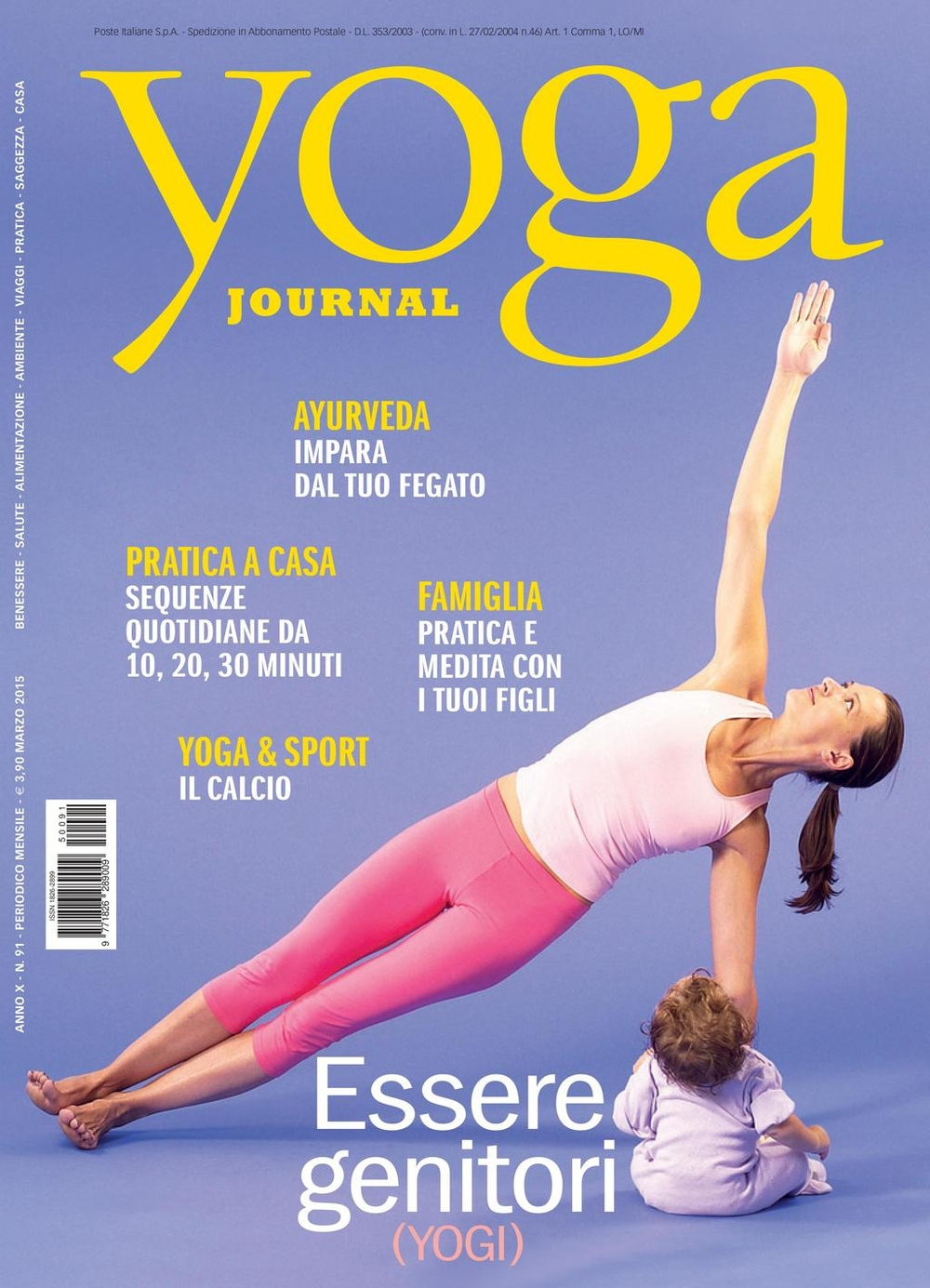 Yoga Journal n. 91