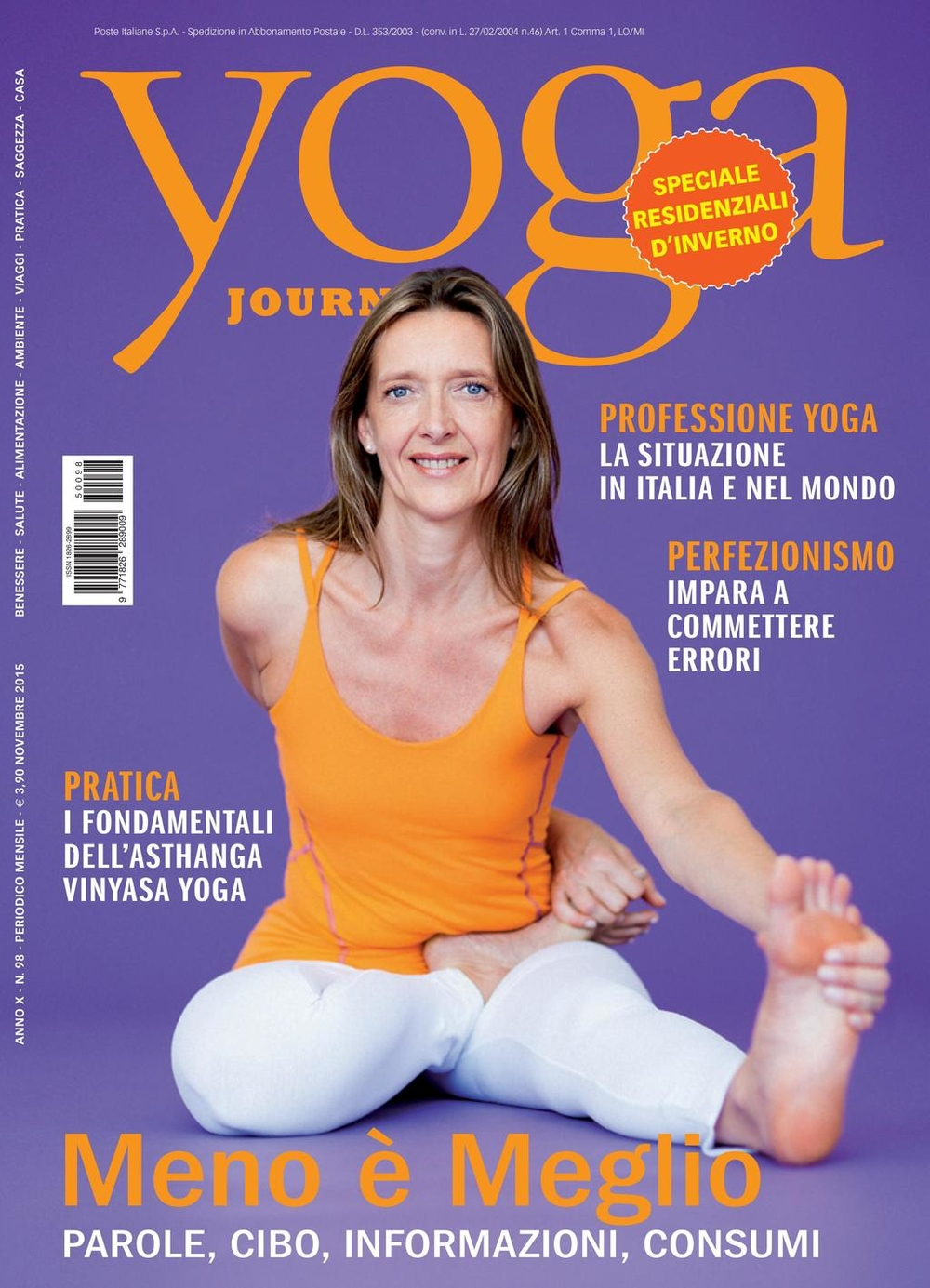 Yoga Journal n. 98