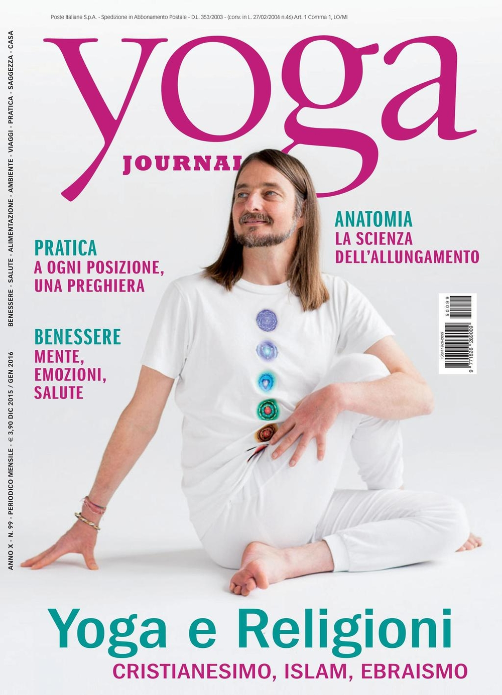 Yoga Journal n. 99
