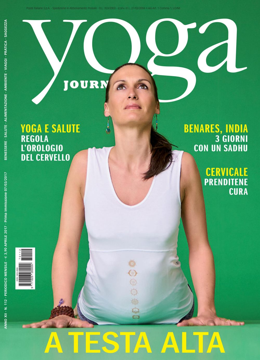 Yoga Journal Aprile n. 112