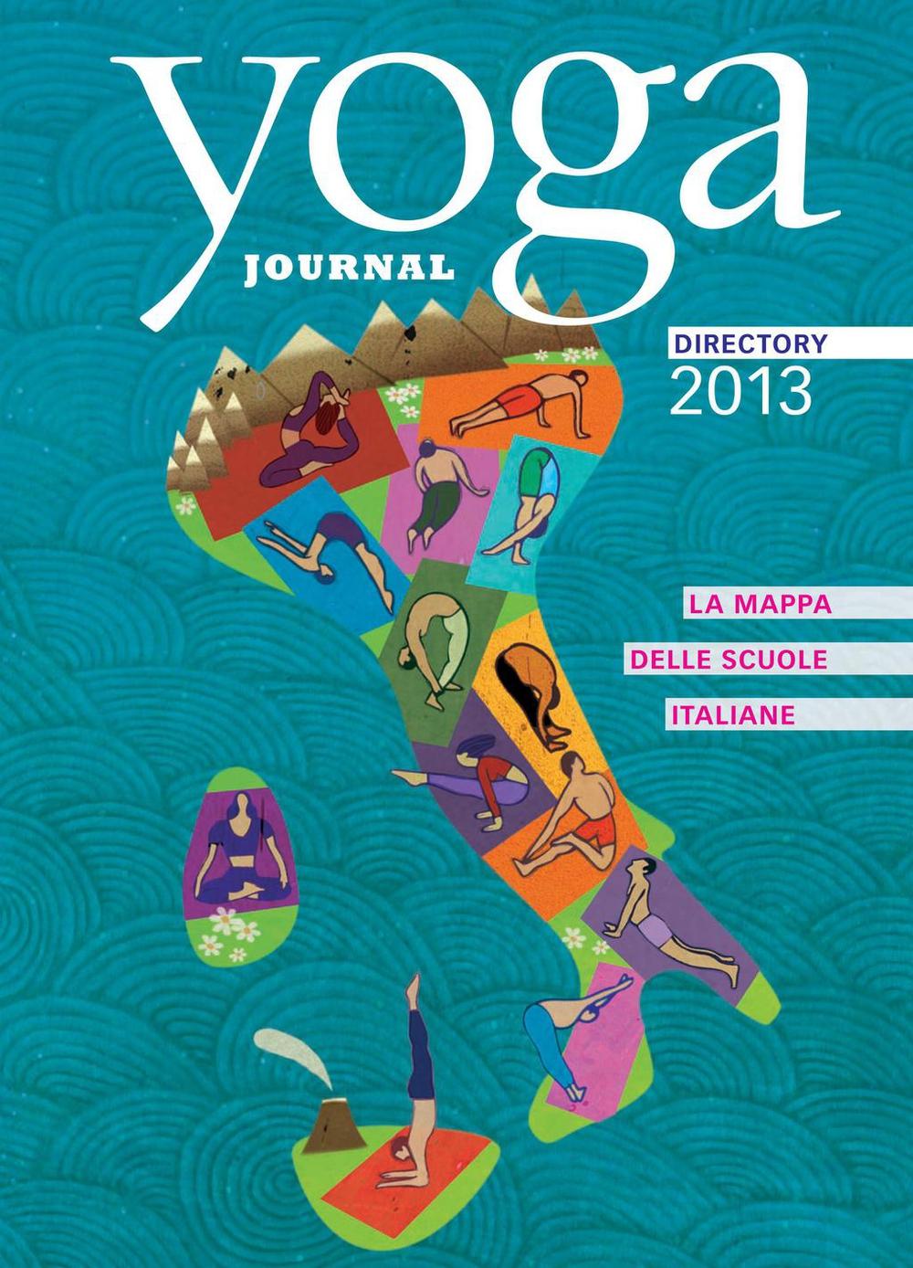 Yoga Journal Directory Scuole 2013