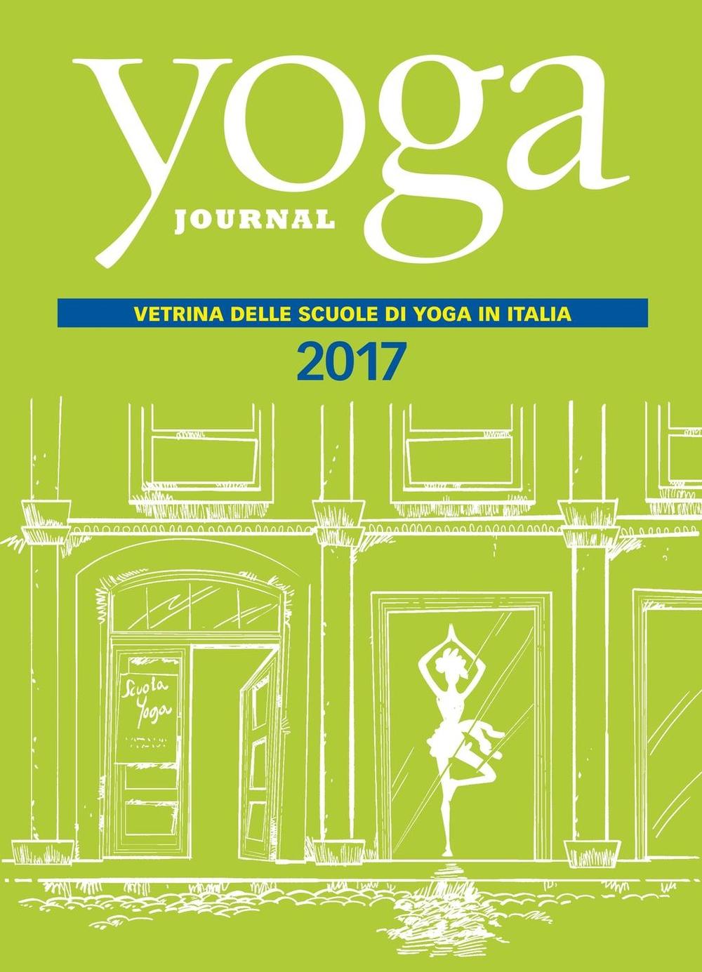 Yoga Journal Directory Scuole 2017