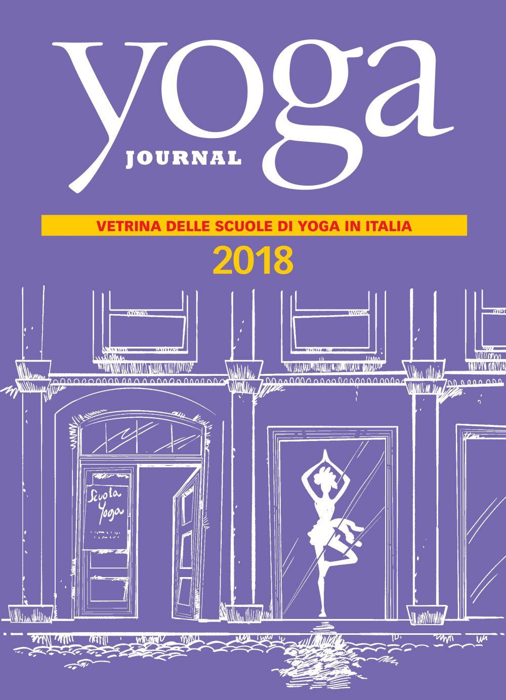 Yoga Journal Directory Scuole 2018