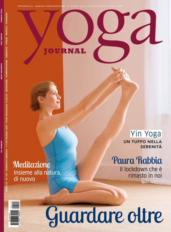 Yoga Journal Giugno n.143