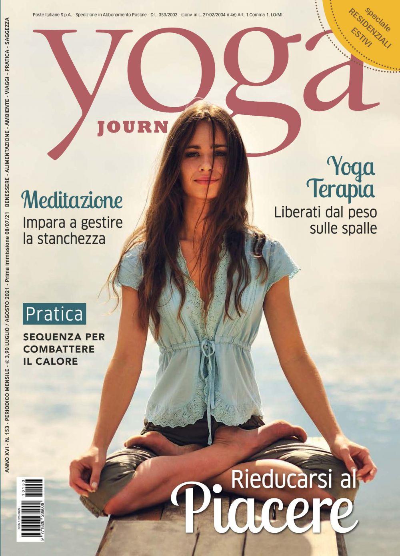 Yoga Journal Luglio/Agosto n. 153