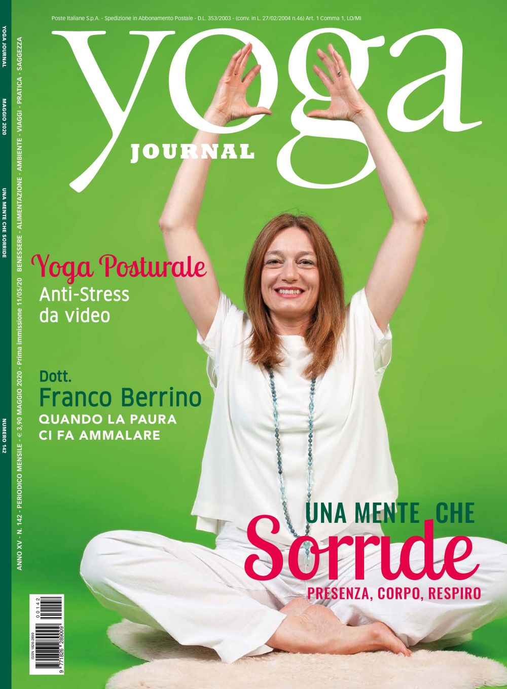 Yoga Journal Maggio n.142