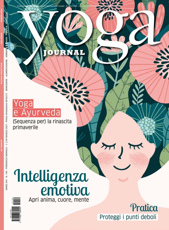 Yoga Journal Marzo n. 150