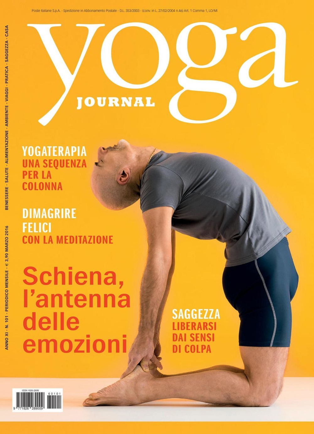 Yoga Journal n. 101