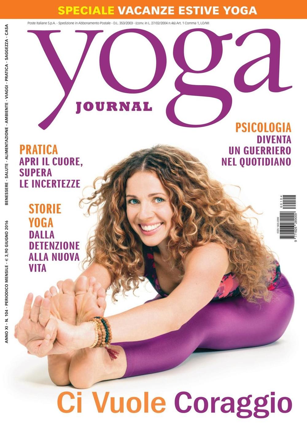Yoga Journal n. 104