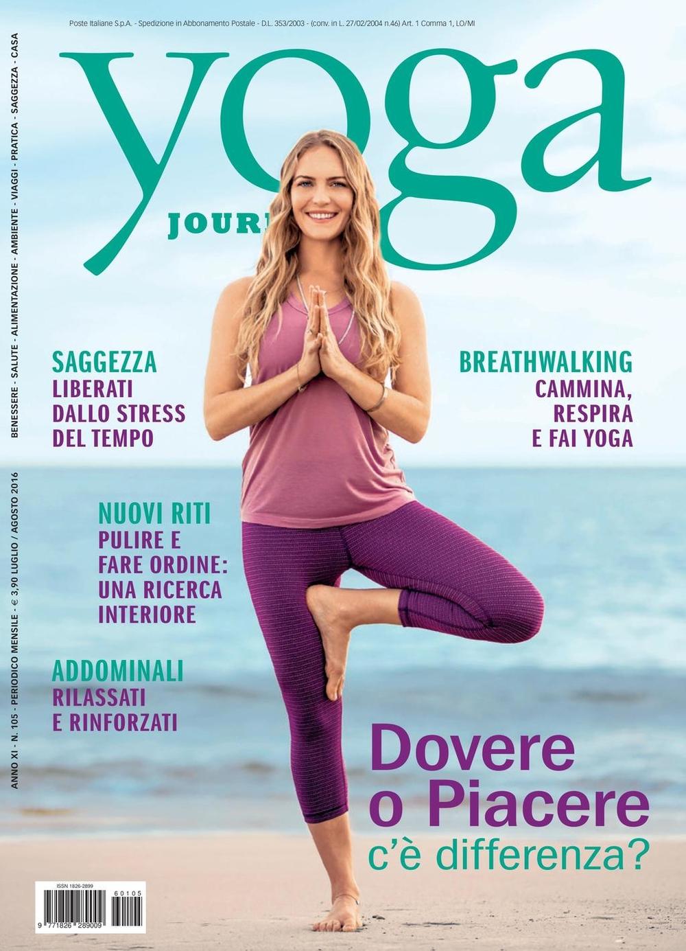 Yoga Journal n. 105