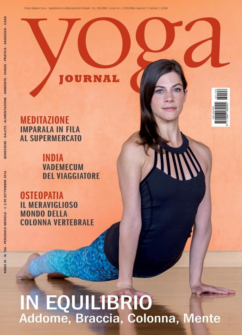 Yoga Journal n. 106