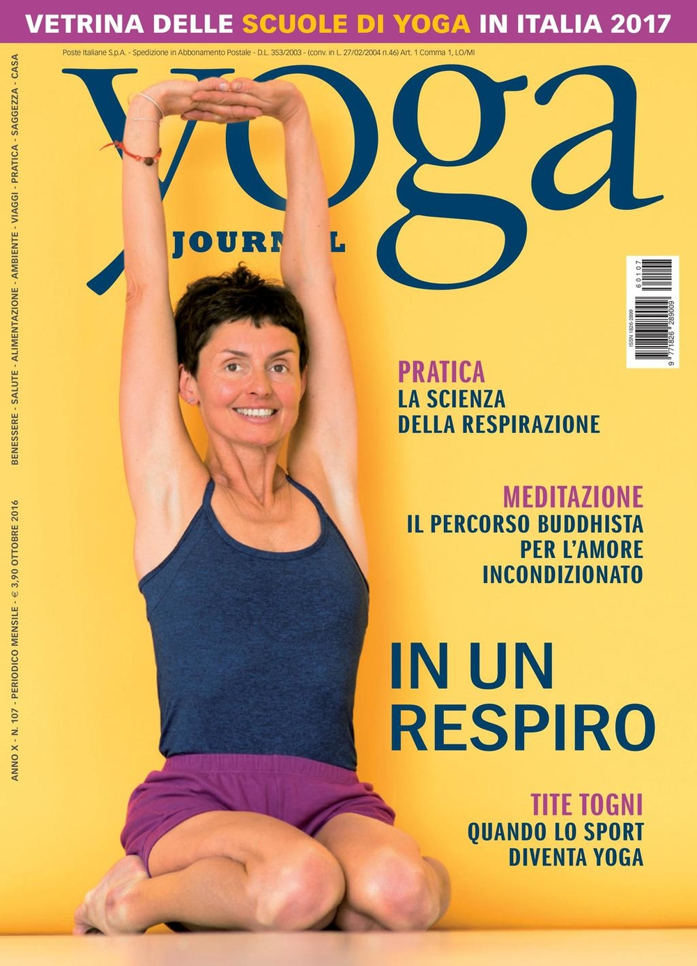 Yoga Journal n. 107