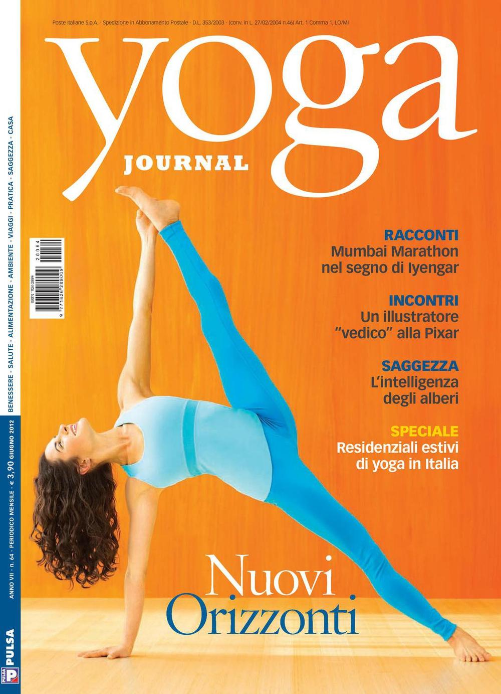 Yoga Journal n. 64