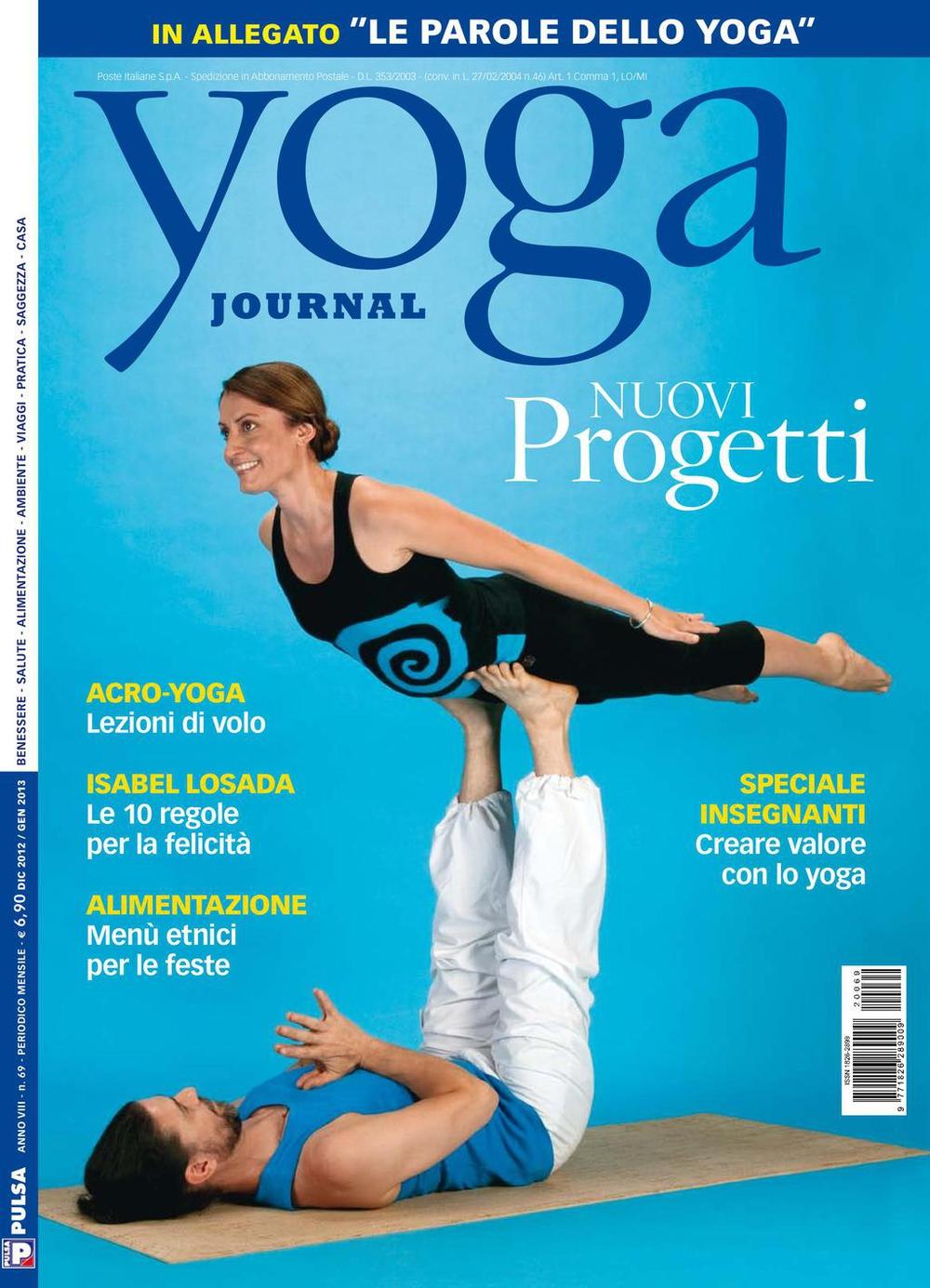 Yoga Journal n. 69