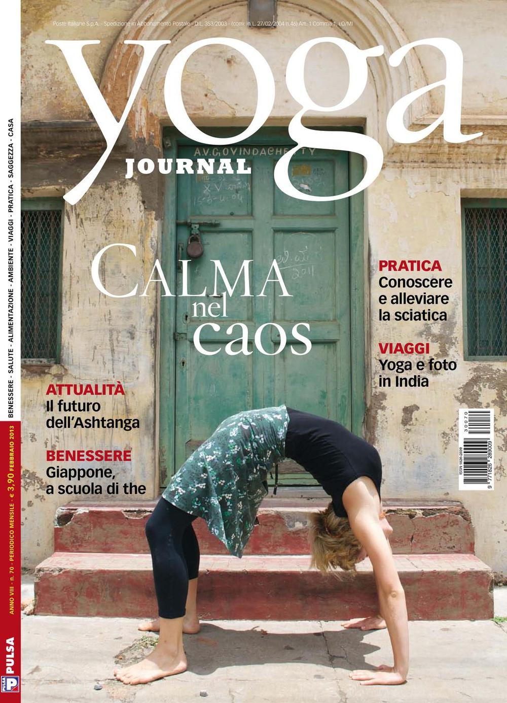 Yoga Journal n. 70