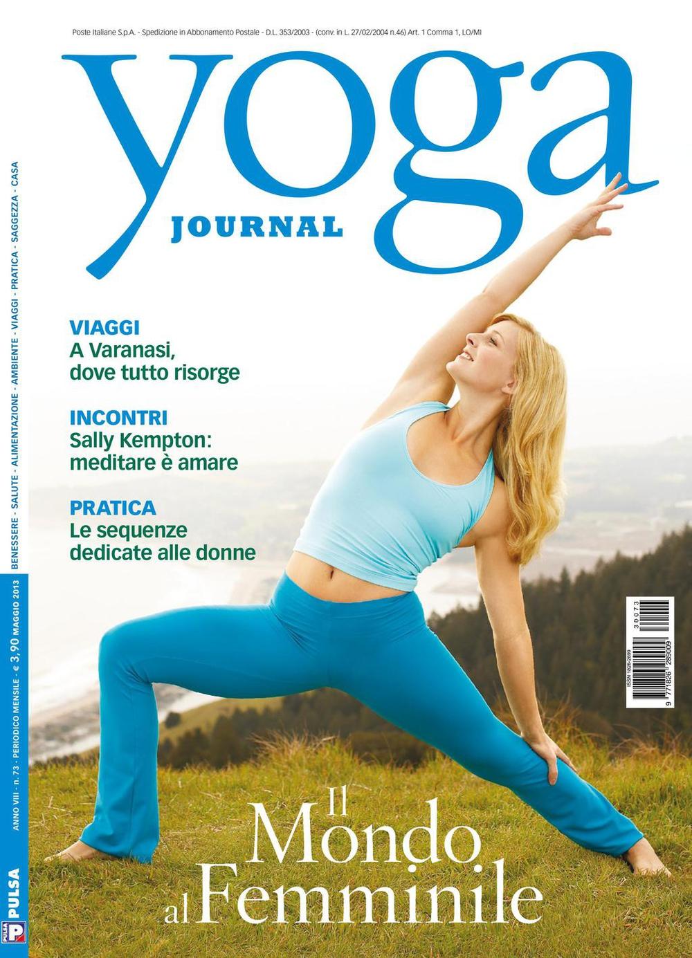 Yoga Journal n. 73