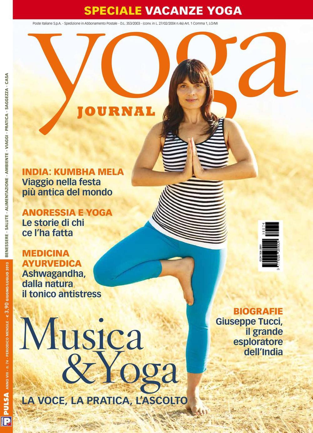 Yoga Journal n. 74