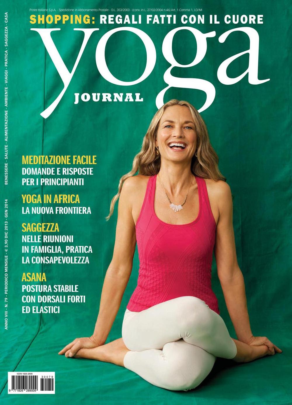 Yoga Journal n. 79