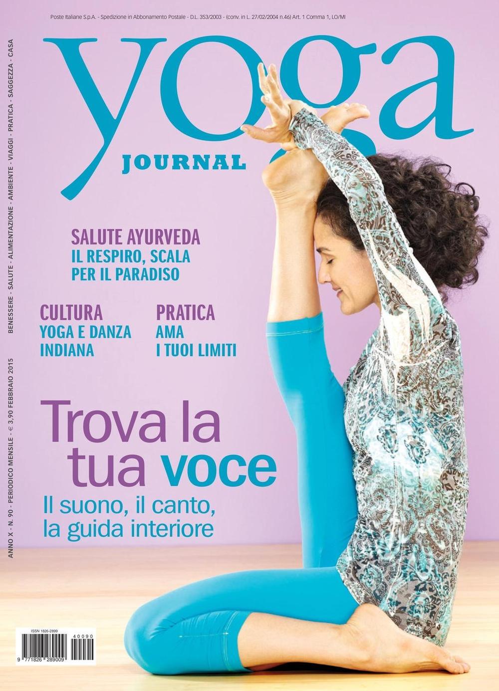 Yoga Journal n. 90