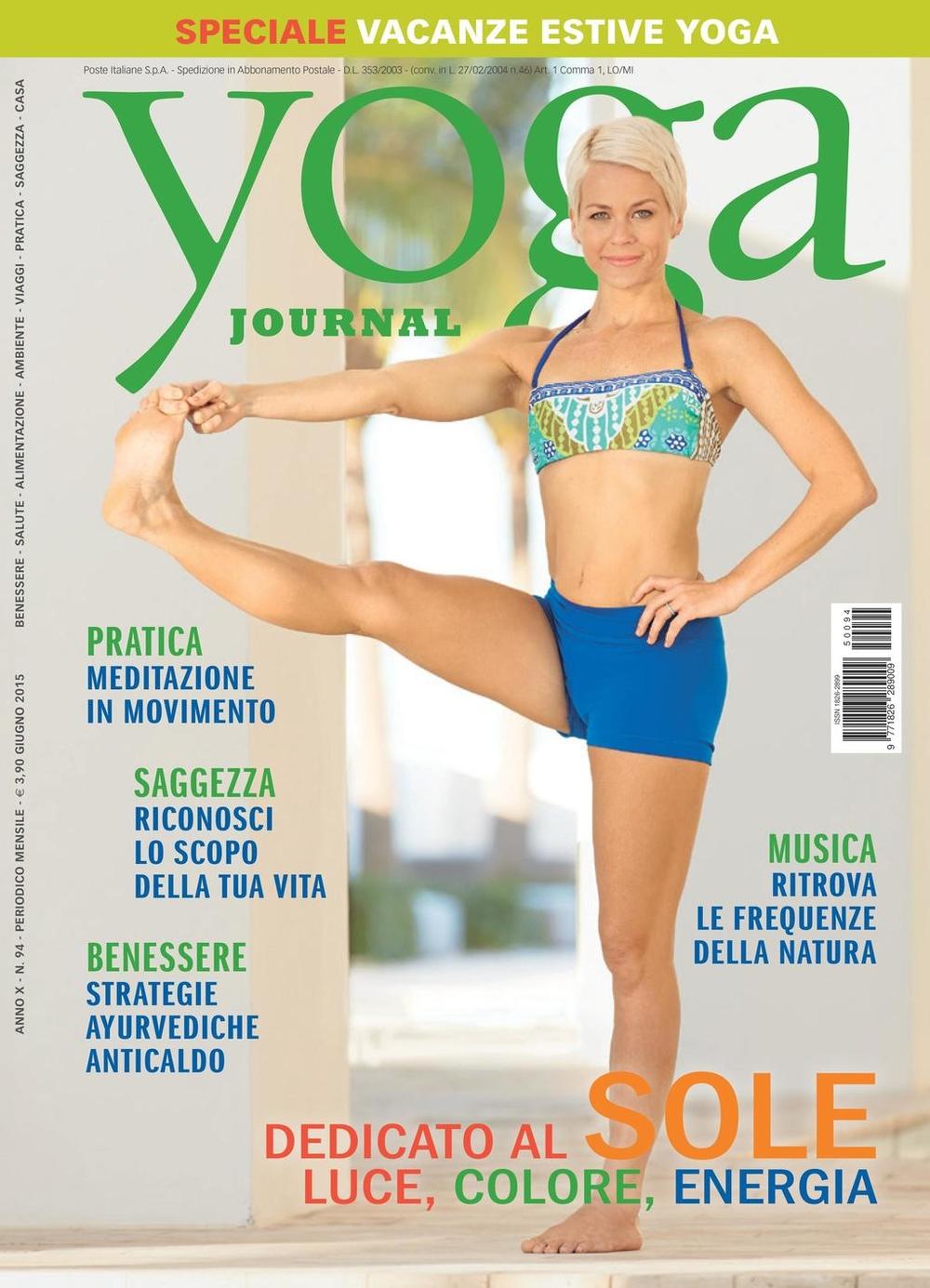 Yoga Journal n. 94